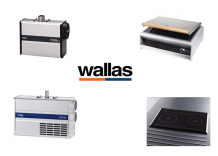 Wallas Spareparts for heaters and cookers