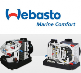 WEBASTO BLUECOOL SCHEEPSAIRCONDITIONING