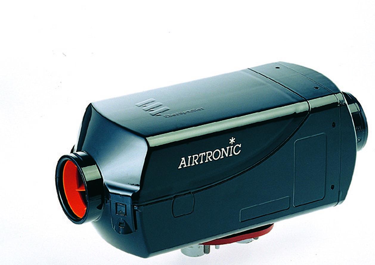 Wonderbaar Eberspächer Airtronic M2 Commercial B4L kachel. 12 Volt. Benzine MV-98