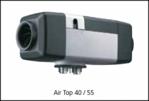 Webasto Air Top EVO 55. Basic. 12 Volt. Diesel