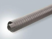 Wallas Exhaust hose. Ø 28/45 mm. Price per meter